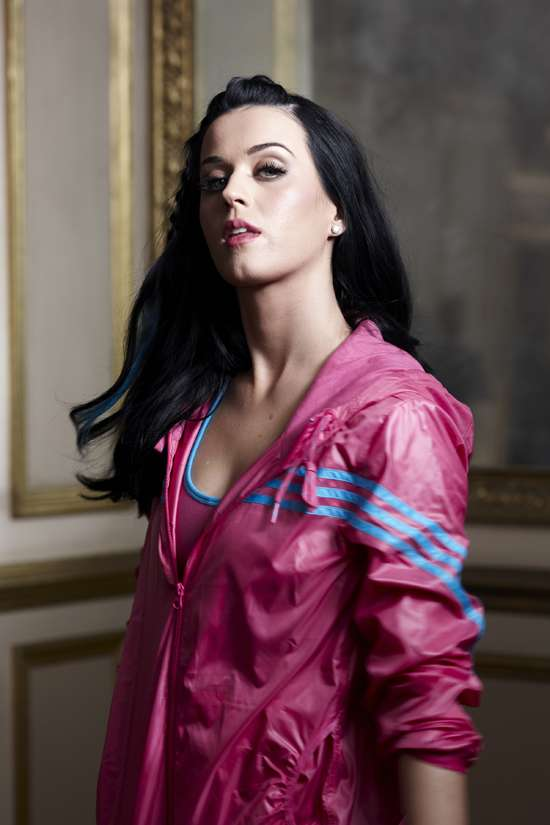 pop superstar athletic ads   katy perry adidas women
