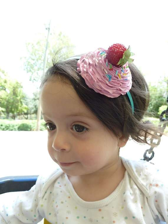 Tempting Tot Toppers Katy Perry Headband