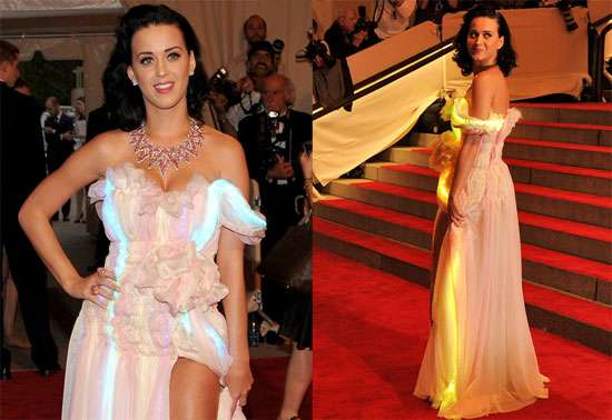 Red Carpet LED Gowns