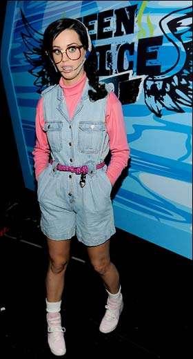 Geeky Celeb Fashion