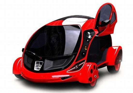 Buggy Electric Cars Kawkaba 3000