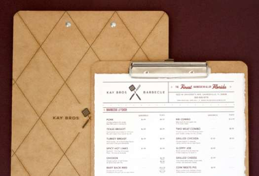 Kay Bros Barbecue Branding