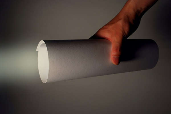 Paper-Thin Flashlights
