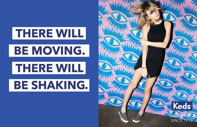 Female-Empowering Footwear Ads