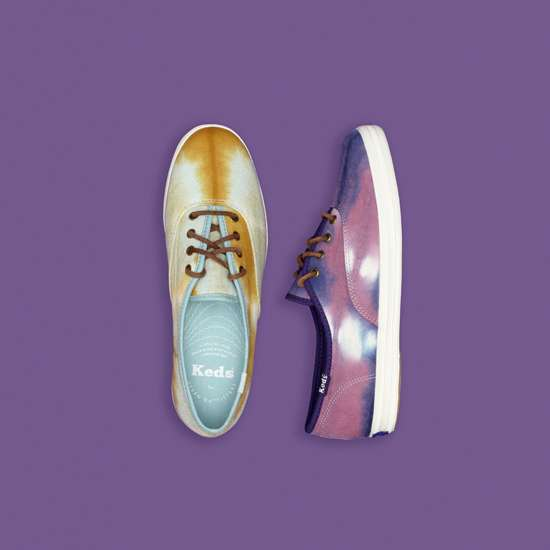 Tie-Dye Kick Collaborations