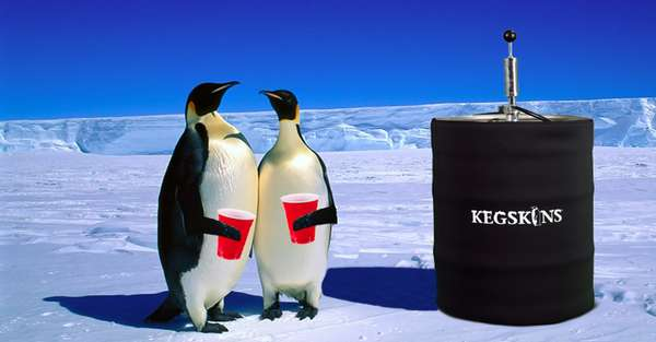 Insulated Keg Coolers