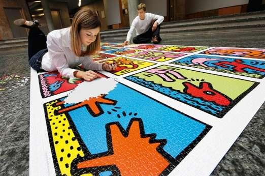 Pop Art Puzzles