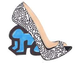 Crazy Cartooned Heels
