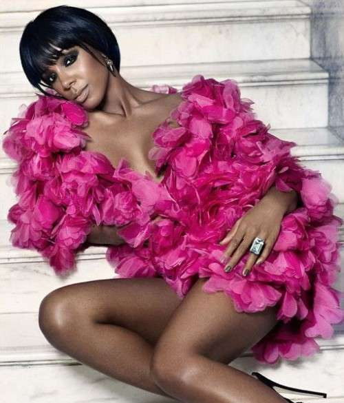 Kelly Rowland Marie Claire UK