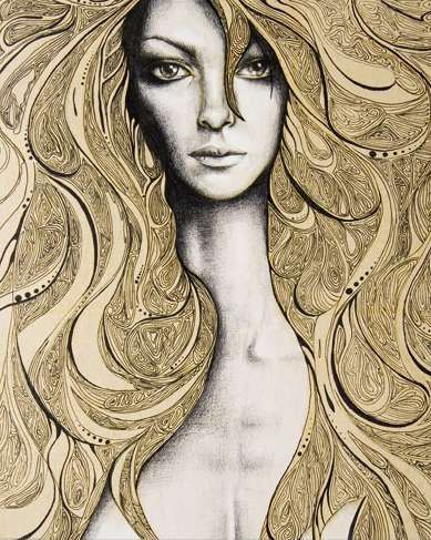 Haircentric Illustrations