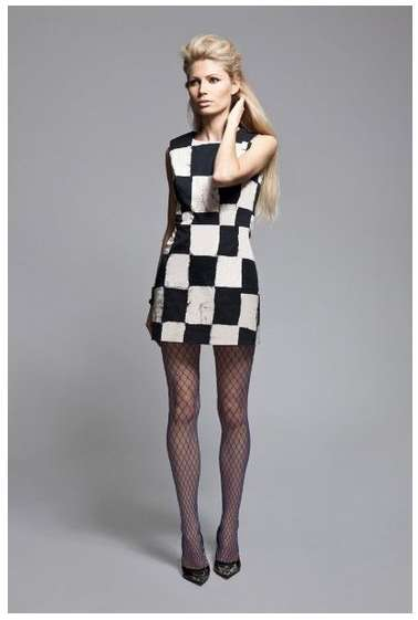 Chic Checkered Fashion