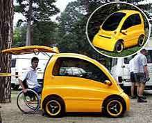 Wheelchair Cars