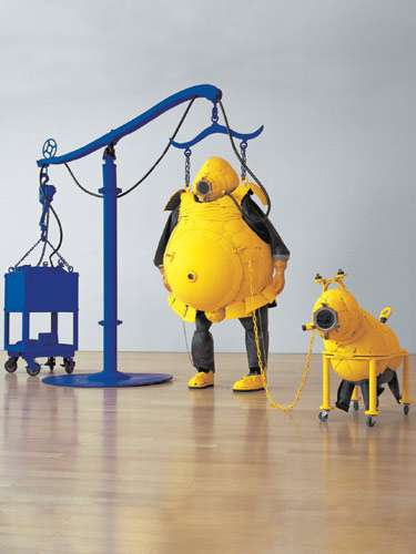 Kenji Yanobes Radiation Safe Attire For Children and Dogs
