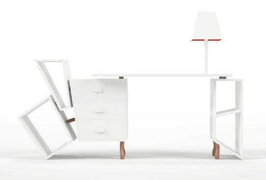 Wonderfully Quirky Workstations