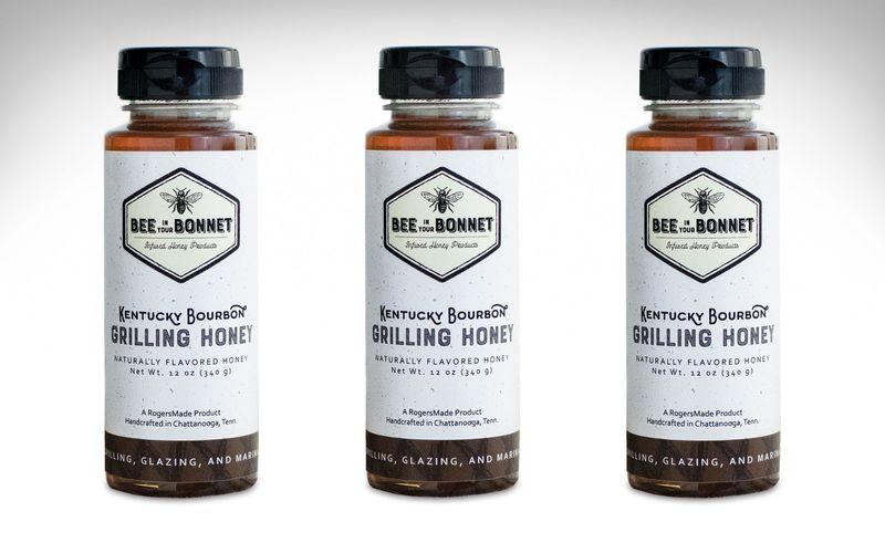 Bourbon-Infused BBQ Honeys