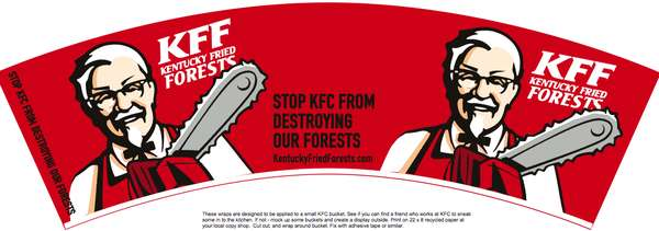 kentucky fried forests