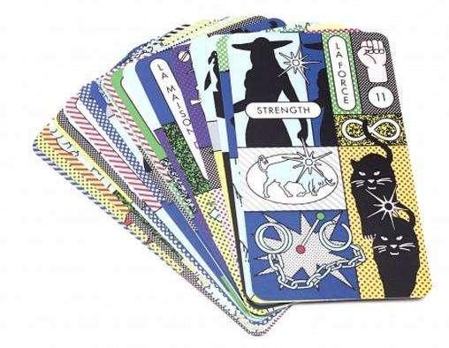 Cartoon Psychic Cards