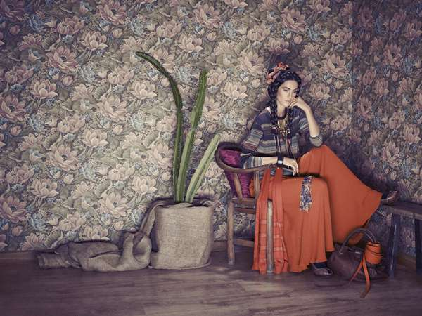 Eclectic Mexican-Inspired Editorials