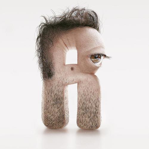 Human-Inspired Alphabet Designs