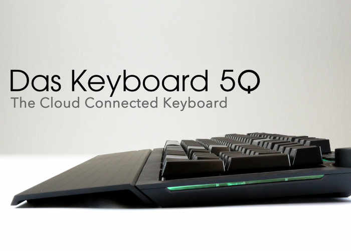 Cloud-Connected Keyboard Devices