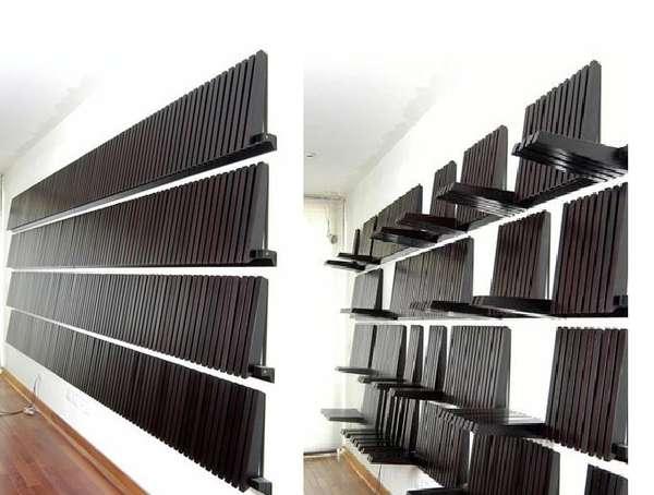 Keyboard Shelves