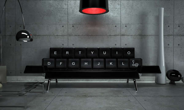 keyboard sofa