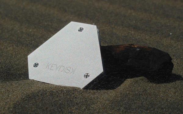 Compact Hexagonal Key Holders