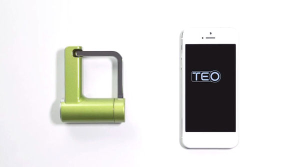 Smartphone-Controlled Keyless Padlocks