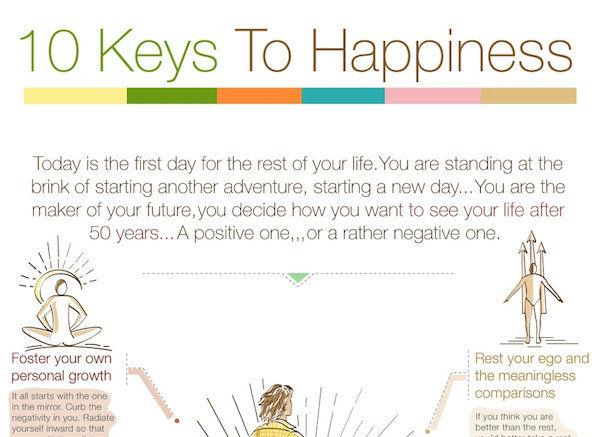 Joy-Achieving Infographics