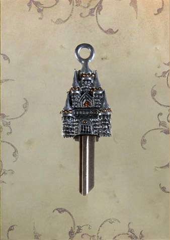 Intricate Fairytale Keys