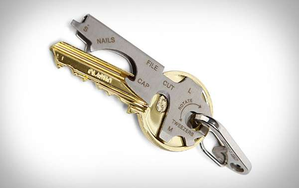 Multifunctional Keys