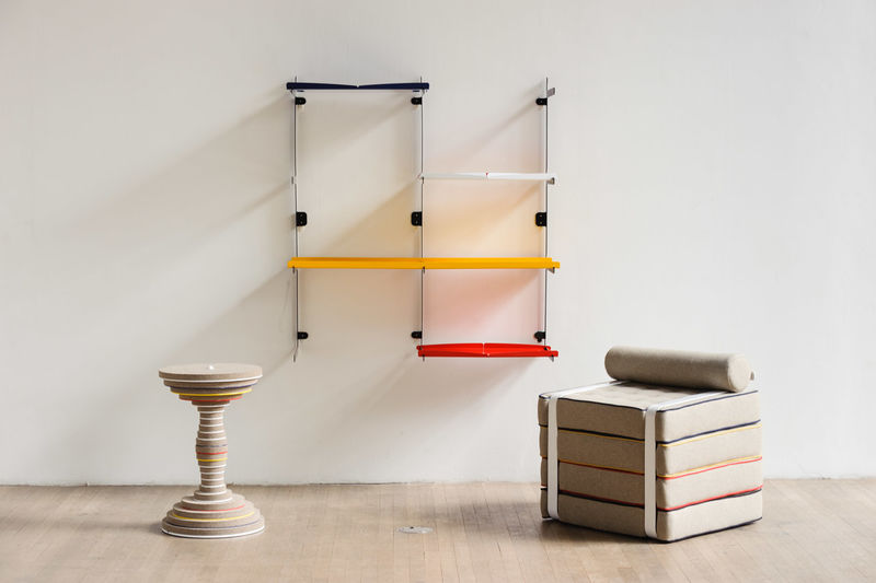 Modular Layered Furniture
