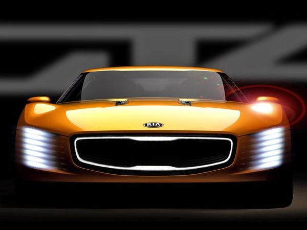 Wide-Mouthed Korean Concept Cars