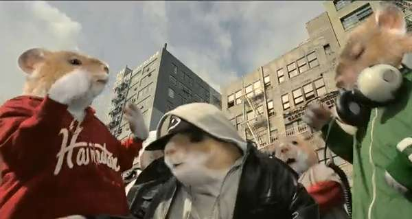 Hip-Hop Hamsters