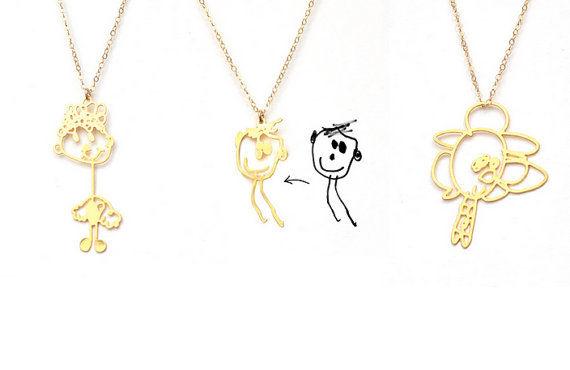 Kid Art Jewelry