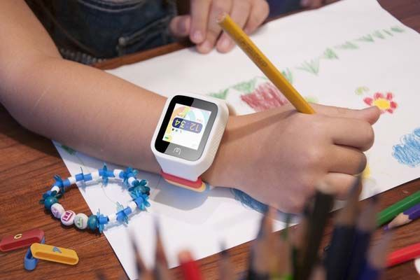 Location-Tracking Child Wearables