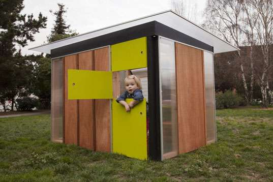 Prefab Playhouses