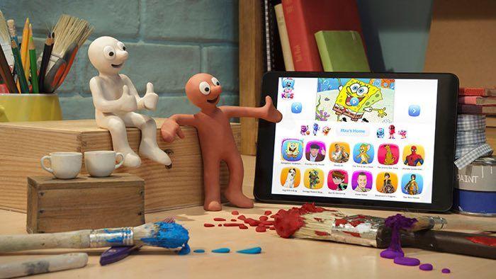 Child-Designed Content Apps