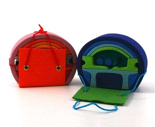Creative Campervan Toys