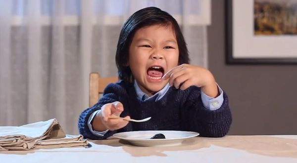 Child Food Critic Videos
