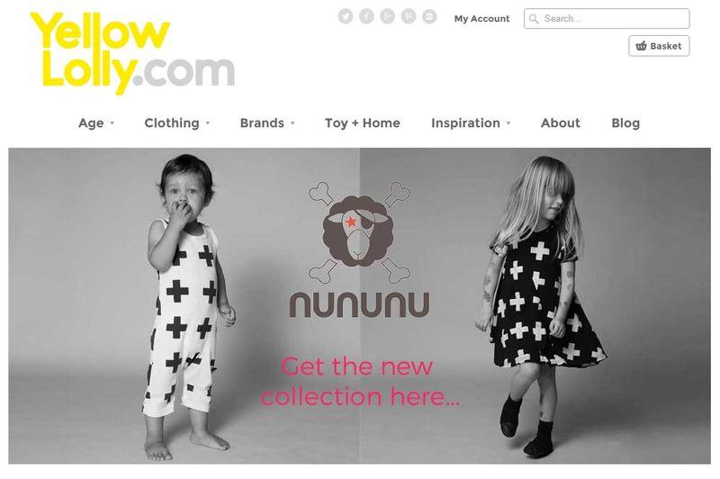 Kid-Focused Streetswear Platforms