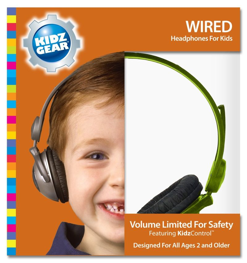 Playful Kids Headphones