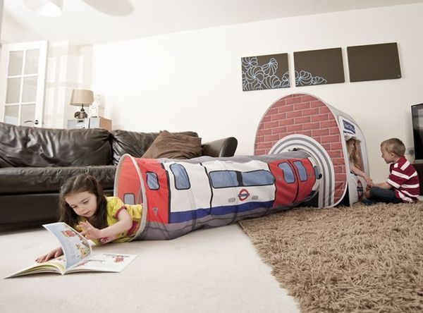 Pop-Up London Play Tents
