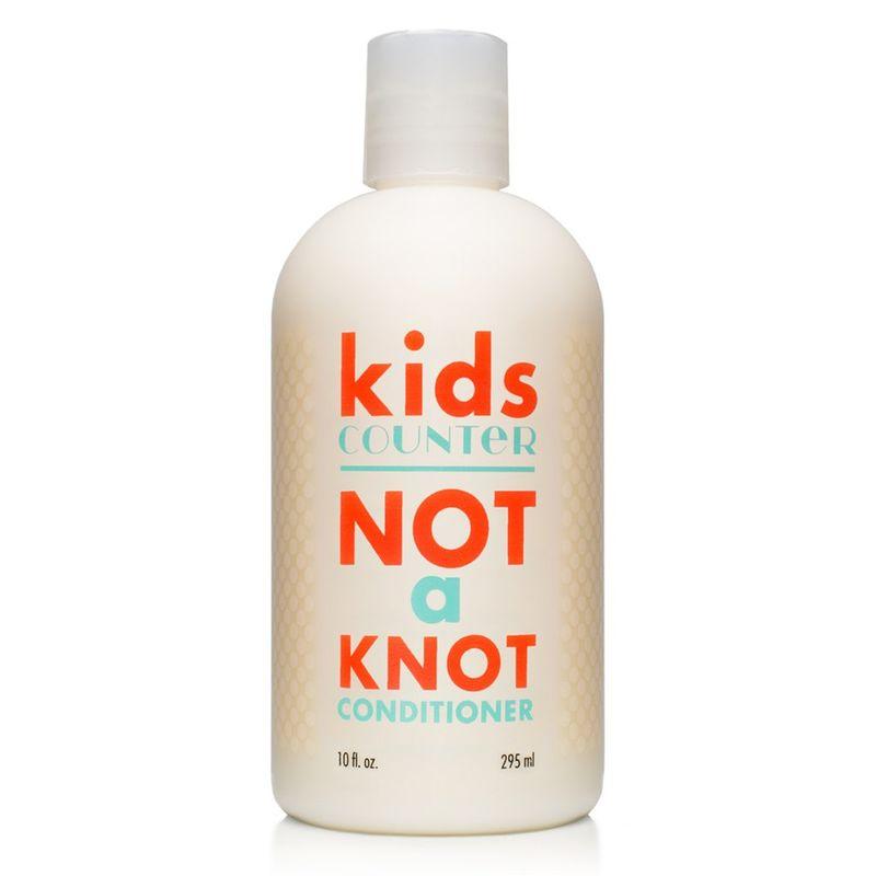 Detangling Kid's Shampoos