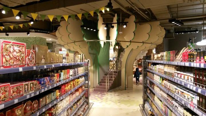 Children's Grocery Stores