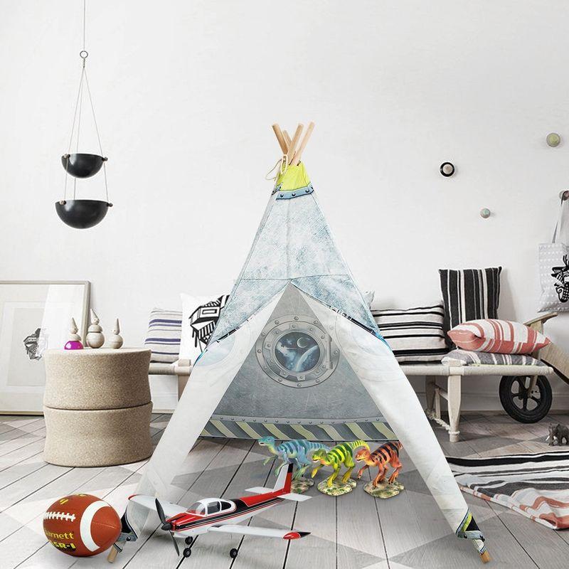 Imaginative Indoor Tents