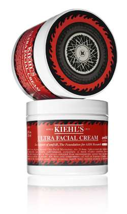 Kiehl's Ultra Facial Cream and amfAR