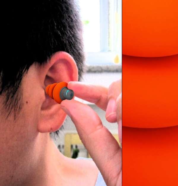 Sound-Specific Earplugs