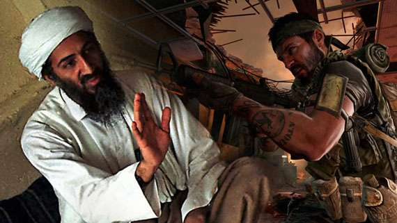 Kill Osama Bin Laden VIdeo Game