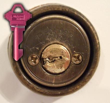 Deadbolt-Disabling Keys